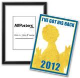 I've Got His Back 2012 Poster