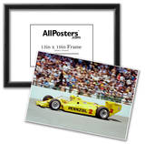 Al Unser 1979 Indianapolis 500 Archival Photo Poster Poster