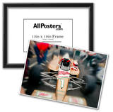 Danny Sullivan 1989 Indianapolis 500 Archival Photo Poster Prints