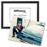 Mark Martin 1989 Archival Photo Poster Posters