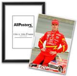 Jimmy Vasser Indycar Archival Photo Poster Posters