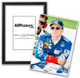 Mark Martin 1999 Archival Photo Poster Poster
