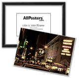 Theater District Broadway NYC Photo