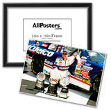 Dale Earnhardt Jr. Michigan 1999 Archival Photo Poster Poster