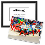 Jeff Gordon Pit Stop Archival Photo Poster Posters