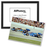 Salt Walther and Larry Dickson 1979 Indianapolis 500 Archival Photo Poster Posters