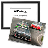 Dale Earnhardt NASCAR Archival Photo Poster Poster