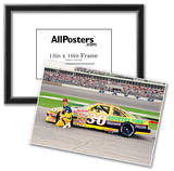 Michael Waltrip Archival Photo Poster Posters