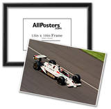 Michael Andretti 1989 Indianapolis 500 Archival Photo Poster Posters