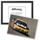 Ward Burton NASCAR Archival Photo Poster Print