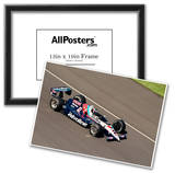 Al Unser Jr. 1989 Indianapolis 500 Archival Photo Poster Poster