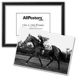 Hot Dust Horse Racing Archival Photo Poster Posters