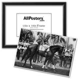 Hasty Road Horse Racing Archival Photo Poster Posters