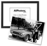 South Florida Auto Show Hot Rod Archival Photo Poster Posters