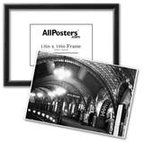Old Subway Station New York City 1945 Archival Photo Poster Posters