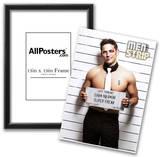 Jeff - Mugshot Men of the Strip Pin-up Poster Prints