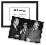 Fidel Castro Archival Photo Poster Print