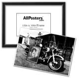 Elvis Harley Davidson Archival Photo Poster Posters
