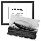 USS Macon Blimp 1933 Archival Photo Poster Posters