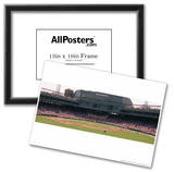 Fenway Park Panoramic Archival Photo Poster Photo