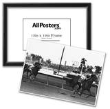 Hot Cop Horse Racing Archival Photo Poster Poster