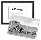 Ara Parseghian Notre Dame Football Coach Archival Photo Poster Prints