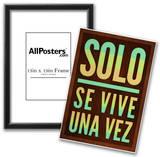 Solo Se Vive Una Vez - YOLO Print