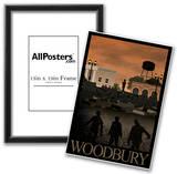 Woodbury Retro Travel Poster Prints