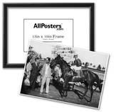 Easy Spur Horse Racing Archival Photo Poster Print