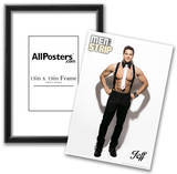 Jeff - Signature Men of the Strip Pin-up Poster Posters