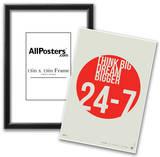 Think Big Dream Bigger Poster Prints