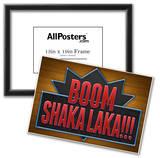 Boom Shaka Laka Poster