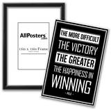 Pele Winning Quote Posters