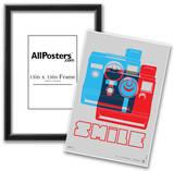 Smile Polaroid Poster Posters