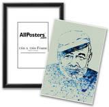 Hemingway Watercolor 1 Posters