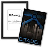 The Citadel Retro Travel Prints