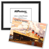 Long Beach, California - Queen Mary Posters