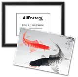 Asian Ink Design Elements Prints