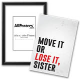 Move It Or Lose It, Sister Posters