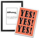 Yes! Yes! Yes! Posters