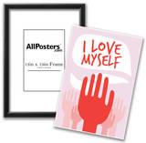 I Love Myself Prints