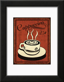 Retro Coffee III Poster
