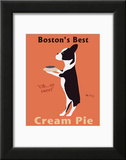 Boston's Best Cream Pie Posters
