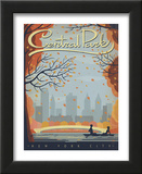 Central Park: New York City Poster