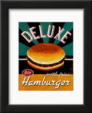 Deluxe Hamburger Prints