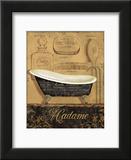 Bain de Madame Poster