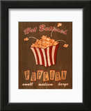 Hot Buttered Popcorn Posters
