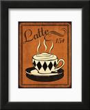 Retro Coffee IV Posters