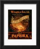 Paprika Posters