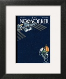 Free Delivery - The New Yorker Cover, June 2, 2014 Posters by Bruce McCall